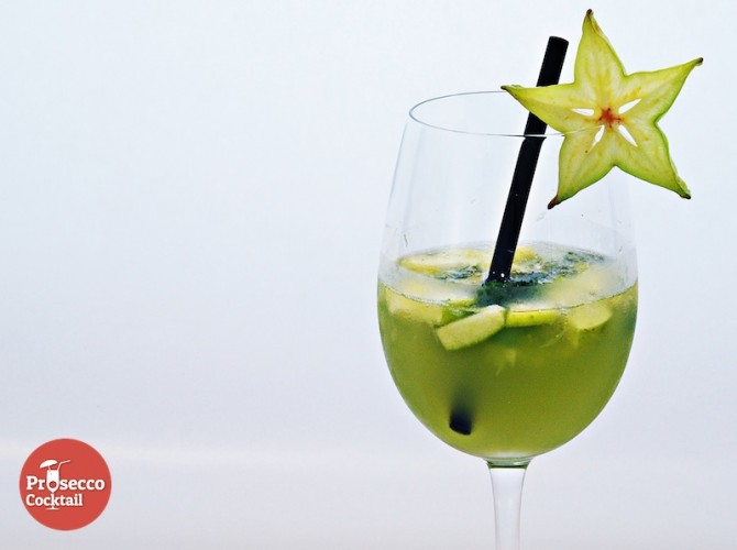 Prosecco cocktail cocktail e aperitivi con prosecco for Cocktail 670